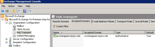 Exchange Server 2007/2010: How to Change the Primary Email