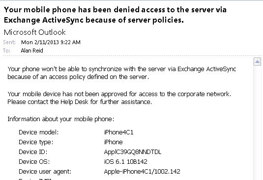 exchange-2010-activesync-block-email