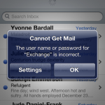 How to Block iOS 6.1 ActiveSync Devices from Exchange Server 2010