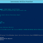 Azure Active Directory Sync Report Script