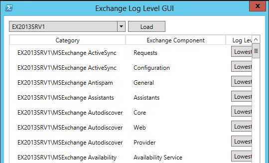 log-level-gui