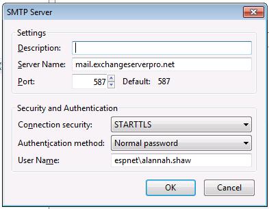 change password in microsoft exchange 2010