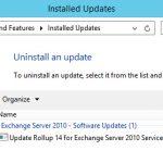 Exchange Server 2016 Migration – System Requirements