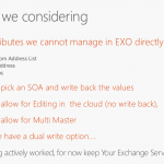 Microsoft Working on Solutions to Remove On-Premises Exchange Server Requirements