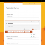 Creating Surveys in Office 365: Microsoft Forms vs. SharePoint Survey App