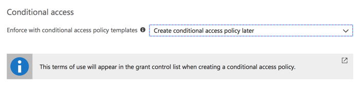 Terms Of Use >> Configuring Terms Of Use For Office 365 And Azure Active