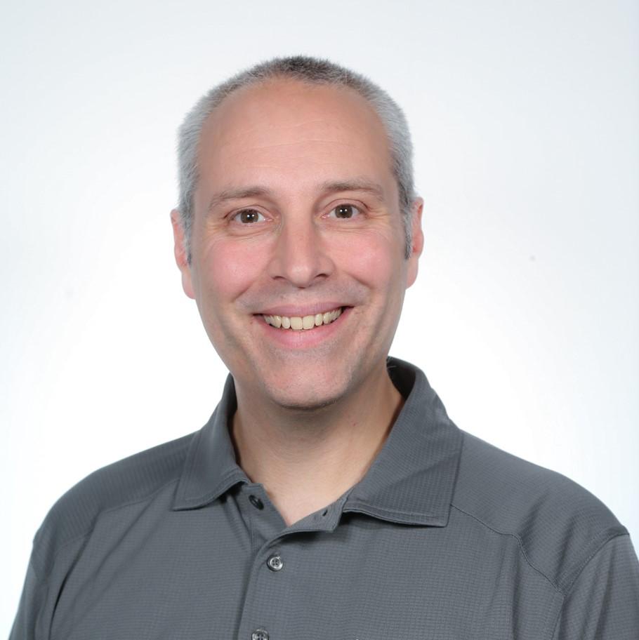 Headshot of Chris Rhodes, Windows MVP