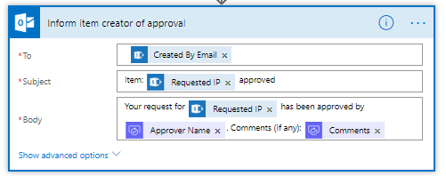 Approved Inform